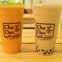 Photo taken at Cha Dao Tea Place by Jobelle 조. on 3/15/2014