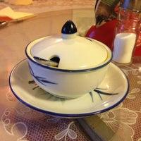 Photo taken at Čínská restaurace Zhong Nan Hai by Mcha K. on 1/12/2013