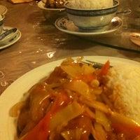 Photo taken at Čínská restaurace Zhong Nan Hai by Mcha K. on 11/11/2012