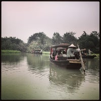 Photo taken at Xixi National Wetland Park by jamsu on 6/22/2013