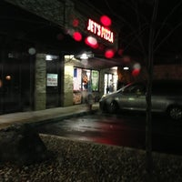 Photo taken at JET'S PIZZA by Aaron S. on 12/20/2012