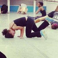 Photo taken at Joel Hall Dancers & Center by Miss Lori on 9/22/2013