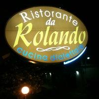 Photo taken at Rolando by Roberta R. on 10/1/2013