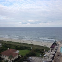 Photo taken at Grande Shores Ocean Resort by Chad L. on 8/24/2013