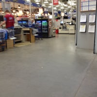 Photo taken at Lowe's Home Improvement by April B. on 5/4/2013