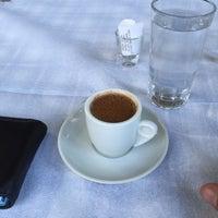 "Photo taken at Καφενείο ""Το λιμάνι"" (Τσιντός) by Evgeny S. on 5/8/2016"