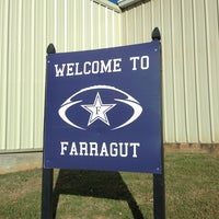 Photo taken at Farragut High School by Bobby F. on 11/13/2013
