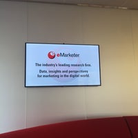 Photo taken at eMarketer HQ by Ana L. on 9/14/2015