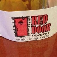 Photo taken at Red Door Tavern by David F. on 4/18/2013