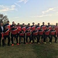 Photo taken at Yelki spor tesisleri by Ali T. on 10/20/2016