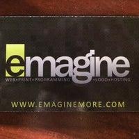 Photo taken at Emagine, LLC by Tony V. on 9/26/2013