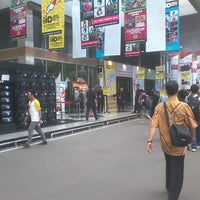 Photo taken at Jakarta Convention Center (JCC) by Anisa W. on 9/6/2013