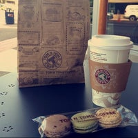 Photo taken at Tom N Toms Coffee by Aziz on 4/11/2014