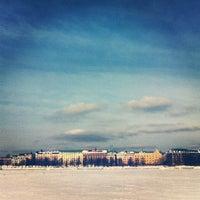 Foto tirada no(a) Uunisaari / Ugnsholmen por Kristo O. em 2/21/2013