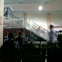 Photo taken at Gate 4 by Thitha M. on 4/5/2014