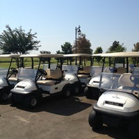 Photo taken at Tunica National Golf & Tennis by Jim C. on 9/17/2013