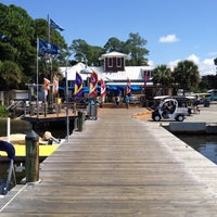 Photo taken at The Village of Baytowne Wharf by Jim C. on 9/26/2013