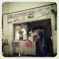 Photo taken at Cendol Bustand by siera b. on 12/19/2012