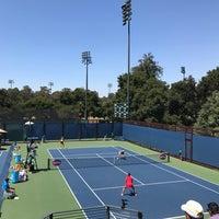Photo taken at Taube Family Tennis Stadium by Sarah T. on 8/1/2017