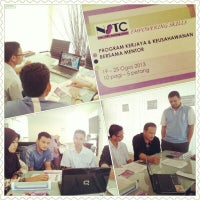 Photo taken at New Skills Training Centre (NSTC) by NewSkills T. on 8/21/2013