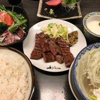 6/14/2017にももが牛たん炭焼 利久 多賀城店で撮った写真