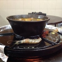Photo taken at 833 BBQ Steamboat Buffet by Adznor J. on 5/1/2014
