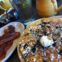 Photo taken at Snooze by Paul V. on 9/29/2012
