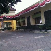 Photo taken at Kantor Kementrian Agama Kota Malang by muhammad a. on 8/31/2016