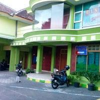 Photo taken at Kantor Kementrian Agama Kota Malang by muhammad a. on 7/23/2014