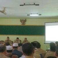 Photo taken at Kantor Kementrian Agama Kota Malang by muhammad a. on 11/3/2015