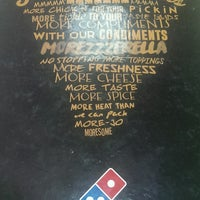 Photo taken at Domino's Pizza by Sahan W. on 12/25/2016