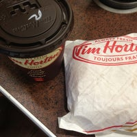 Photo taken at Tim Hortons by Sunny S. on 8/15/2013