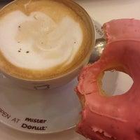 Photo taken at Mister Donut by 💕Ksenia💕 M. on 1/9/2014