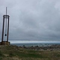 Photo taken at Tahkuna tuletorn by Arvis L. on 5/27/2014