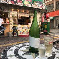 Photo taken at てったこ 本店 by 鮫肌男 on 6/24/2018