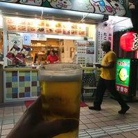 Photo taken at てったこ 本店 by 鮫肌男 on 5/30/2017