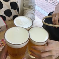 Photo taken at てったこ 本店 by 鮫肌男 on 5/3/2017