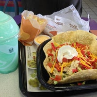 Photo taken at Taco Bell by MuffinMan on 2/3/2013