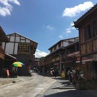 Photo taken at 青岩古镇 Qingyan Old Town by Niklas N. on 10/5/2017