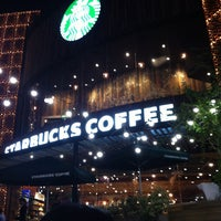 Photo taken at Starbucks Coffee @ New World Hotel by Long N. on 6/24/2013