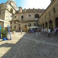 Photo taken at Piazza Leon Battista Alberti by Filippo G. on 9/6/2013