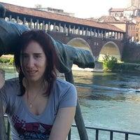 Photo taken at La Lavandaia del Borgo by Mario M. on 4/24/2014
