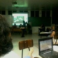 Photo taken at UFAM - Faculdade de Medicina by Rafael C. on 11/28/2012