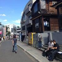 Photo taken at SHIPS 原宿店 by Jess X. on 9/9/2013