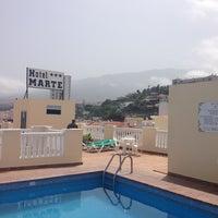Foto tomada en Hotel Marte por Monxo M. el 8/24/2013