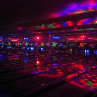 Photo taken at Lynnwood Bowl & Skate by Erik B. on 4/7/2013