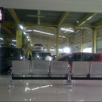 Photo taken at Honda Soekarno Hatta by windy s. on 3/19/2013