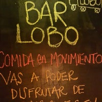 Photo taken at Bar Lobo by Yanina on 5/15/2014