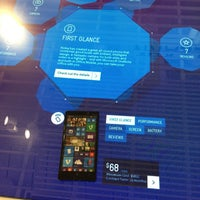 Photo taken at Telstra Experience Centre by William W. on 11/15/2014