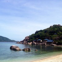 Photo taken at บ้านแม่หาด by KMCN P. on 8/15/2014